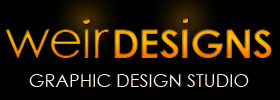weirDESIGNS Logo